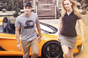 McLaren Gear Wants to Dress You With James Hunt Mojo