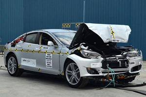 Move over Volvo, Tesla Model S is the Safest Car in History