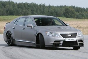 TMG Sports 650 is a Lexus LS Racecar for the Road