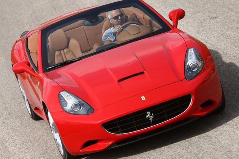 Ferrari Turbos Begin with California Replacement   CarBuzz
