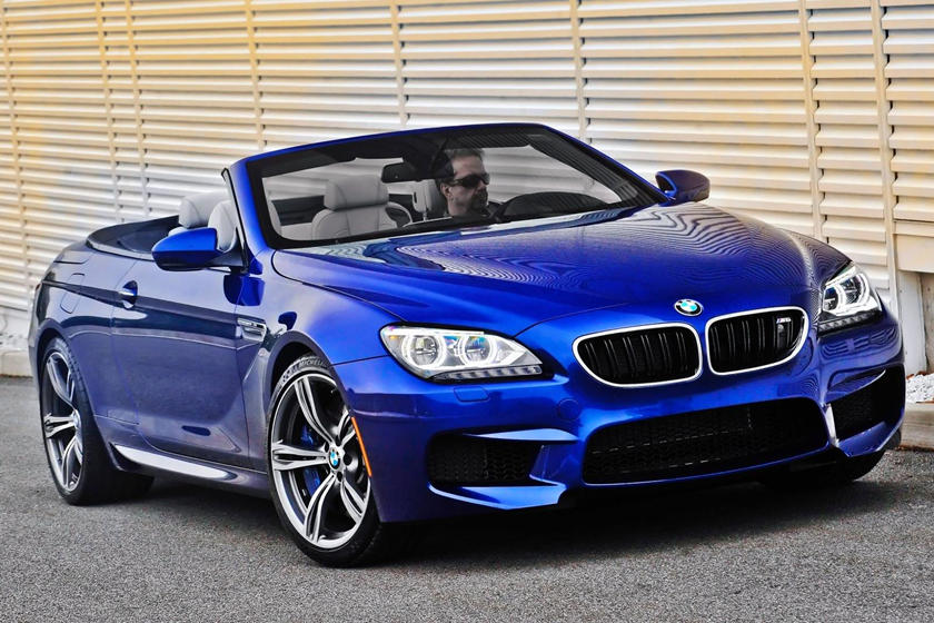 2018 Bmw M6 Convertible Review Trims Specs Price New Interior Features Exterior Design And Specifications Carbuzz