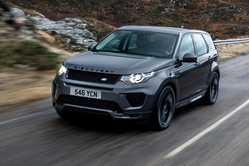 2018 Land Rover Discovery Sport Review Trims Specs Price New Interior Features Exterior Design And Specifications Carbuzz