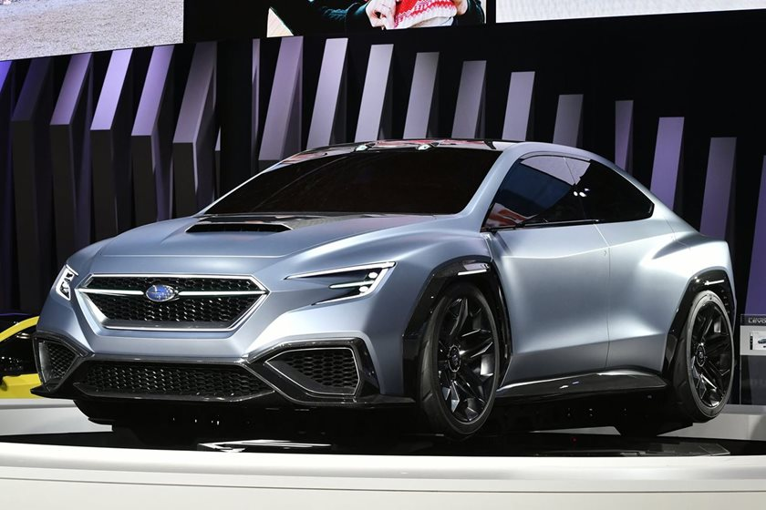 The 2020 Subaru WRX Will Have Some Big Changes | CarBuzz