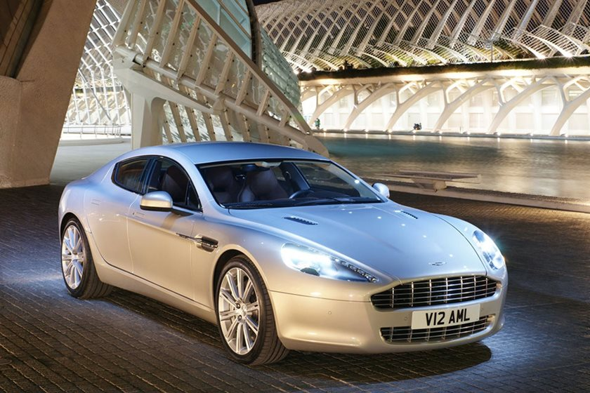You Can Buy An Aston Martin Rapide For Less Than Half Of Its Original Price Carbuzz