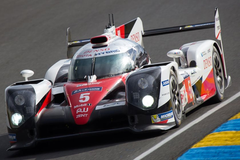 Toyota Race Cars >> Toyota Wants To Make A Race Inspired Hybrid Supercar For The