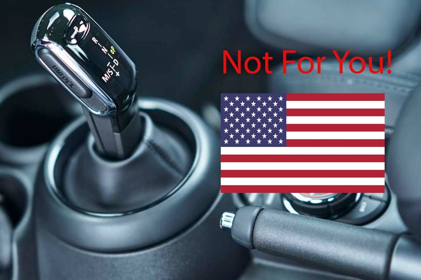 Dual Clutch Transmission >> Update That Awesome Dual Clutch From Mini Won T Come To The Us