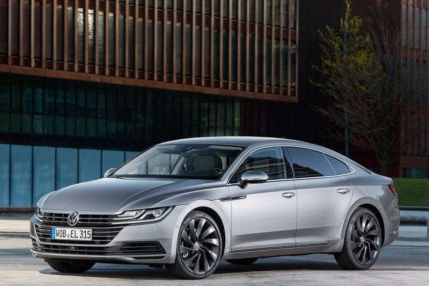 VW Arteon Usa >> Stunning Volkswagen Arteon Will Debut In America Very Soon