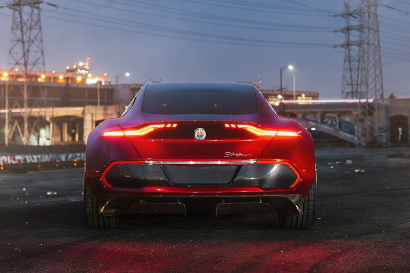 Fisker EMotion Takes On The Tesla Model S With 400-Mile