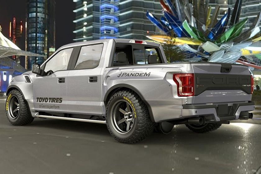 Slammed Ford F-150 Raptor Guaranteed To Make Truck Fans Weep