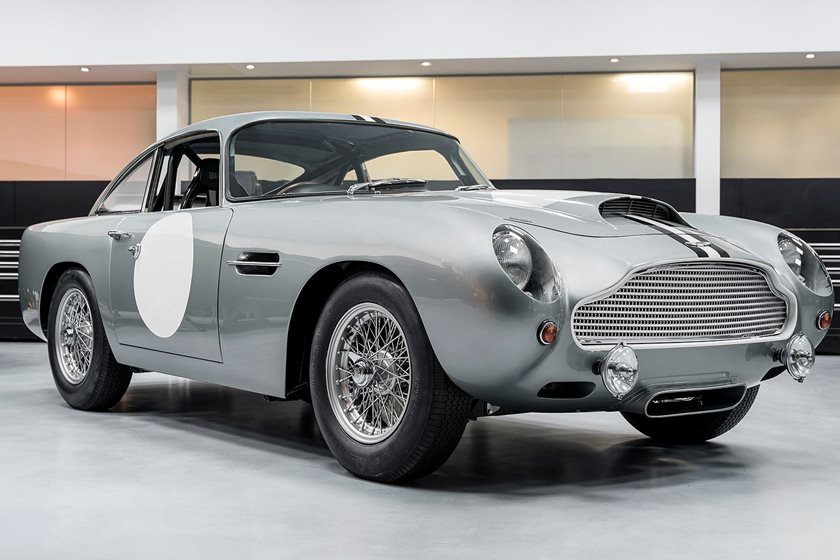 Aston Martin Revives The Iconic Db4 Gt For The 21st Century Carbuzz