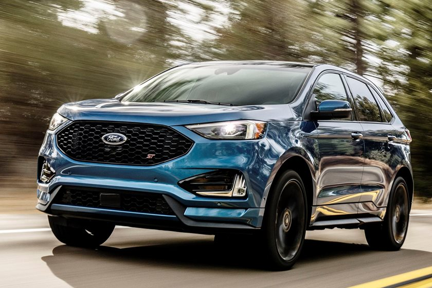 New Hot-Rot Ford Edge ST Aims To Shakeup The Crossover World