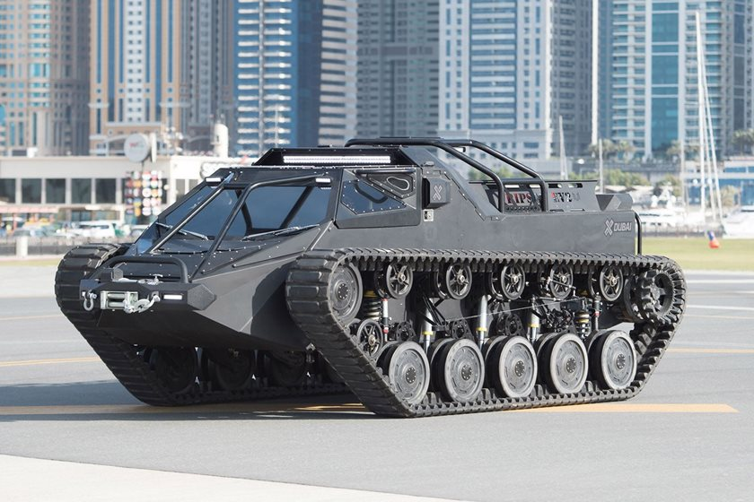 Ripsaw Ev2 For Sale >> This Is The World S Fastest Luxury Super Tank Carbuzz