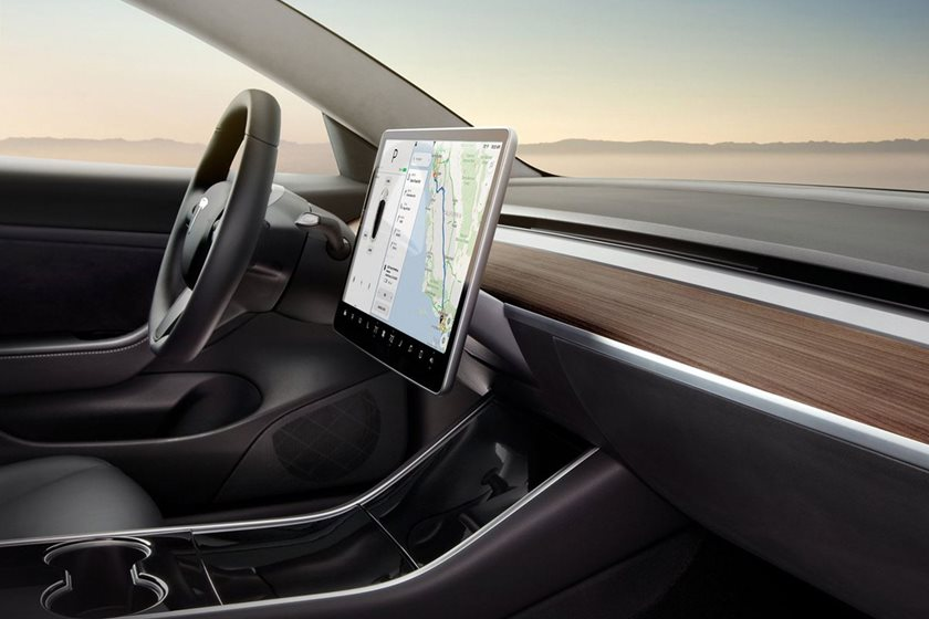 Model 3 Owners Claim Tesla Switched Premium Interior For ...