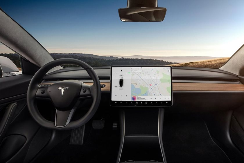 Model 3 Owners Claim Tesla Switched Premium Interior For Cheap Cloth