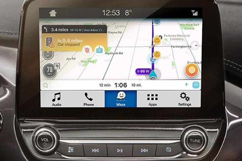 Ford Will Be First Automaker To Add Waze To Infotainment