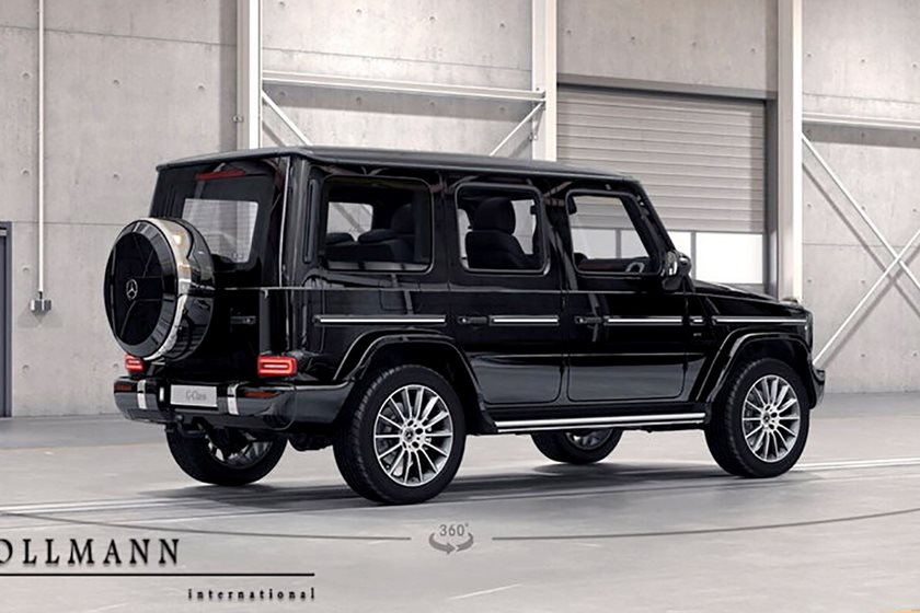 German Dealer Already Selling New Mercedes G-Class For BIG