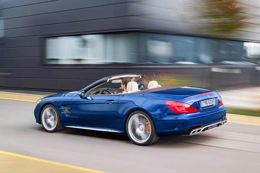 The Next Generation Mercedes Sl Will Be A Very Different Car Carbuzz