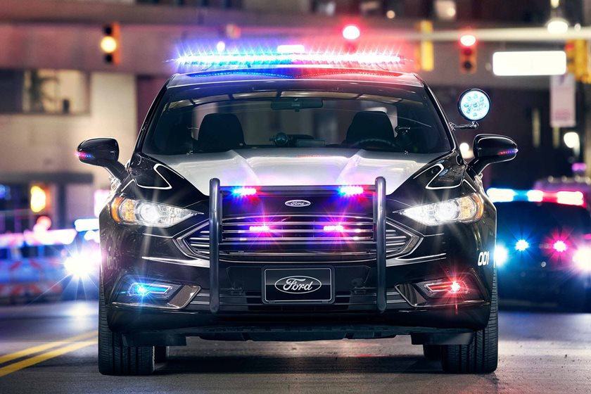 Police Car Website >> Ford Wants Driverless Police Cars To Patrol The Streets In