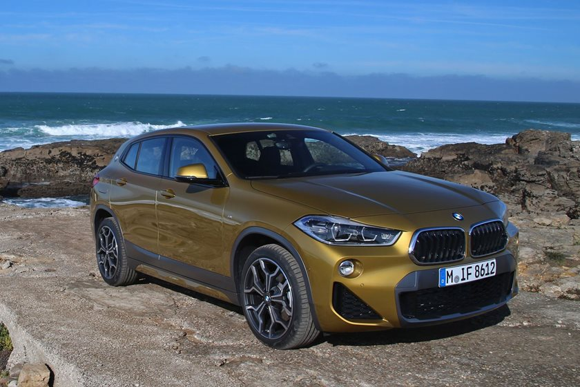 2019 Bmw X2 First Drive Review A Small Crossover With A Big