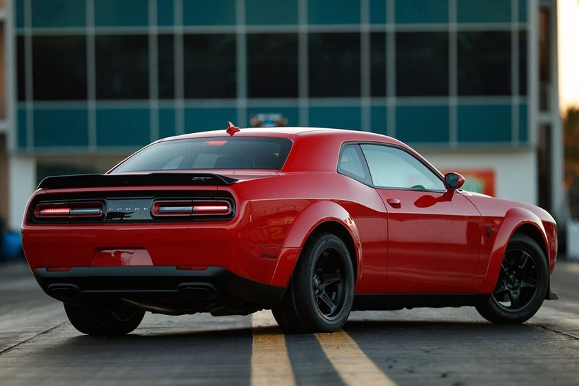 There Will Be No 2019 Dodge Challenger Srt Demon Carbuzz