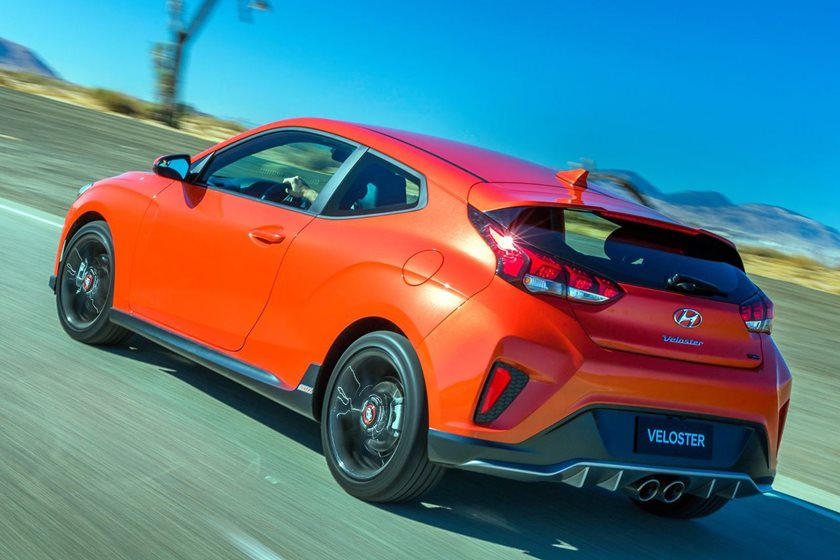 2019 Hyundai Veloster First Look Review: Three Doors And All