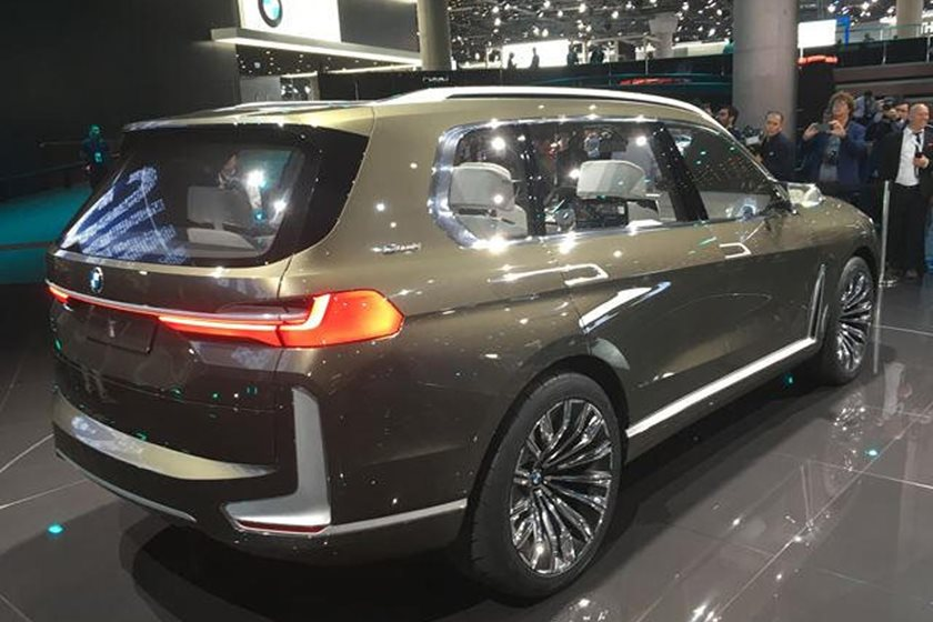 Expect The 2019 BMW X7 To Officially Debut Next Fall At LA