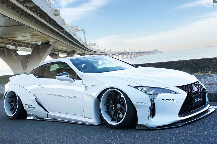 Liberty Walk Creations You Ll Love Or Hate Carbuzz