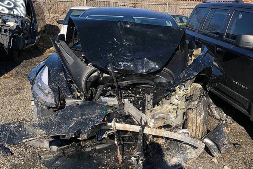 Tesla Model 3 Crash Convinced Elon Musk To Make Safety