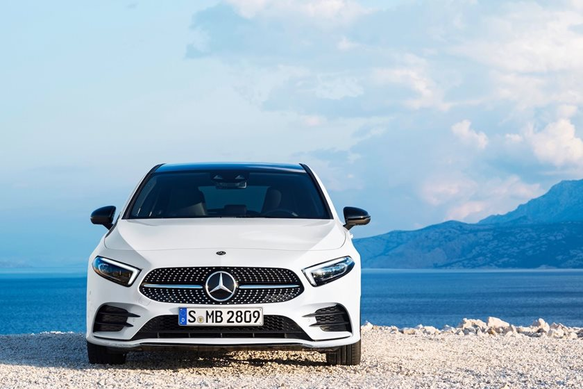 New Mercedes Amg A35 And Other Small Cars Could Be Coming Soon Carbuzz
