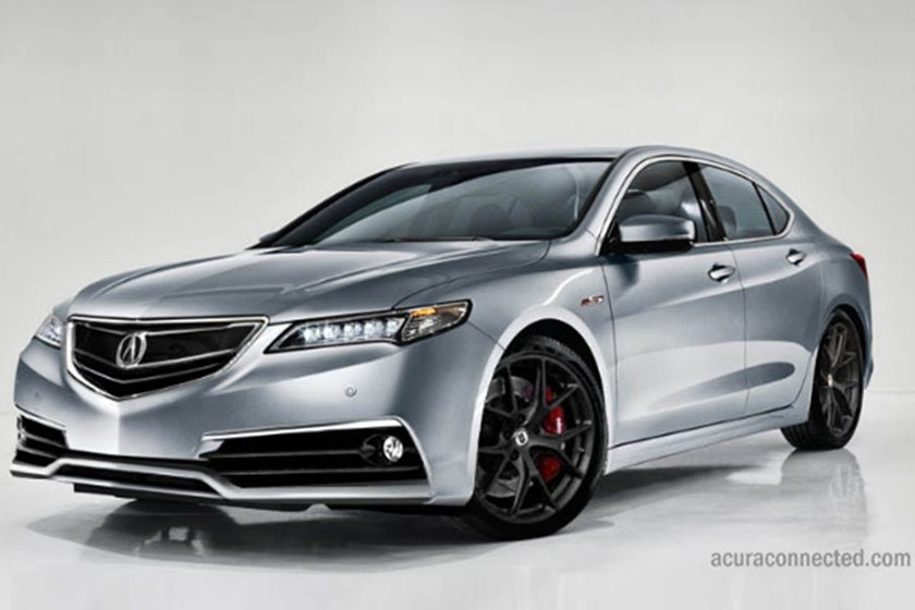 Acura Sports Car >> 5 Improvements That Could Make The Acura Tlx A Perfect Sport Sedan