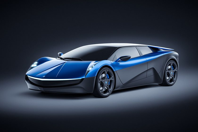 Elextra Electric Supercar Will Have A Revolutionary