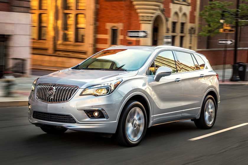2019 Buick Envision Unveiled With Styling Tweaks And Lower Price | CarBuzz