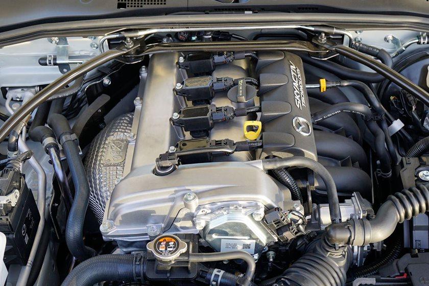 2019 Mazda MX-5 Miata May Get Big Power Bump   CarBuzz