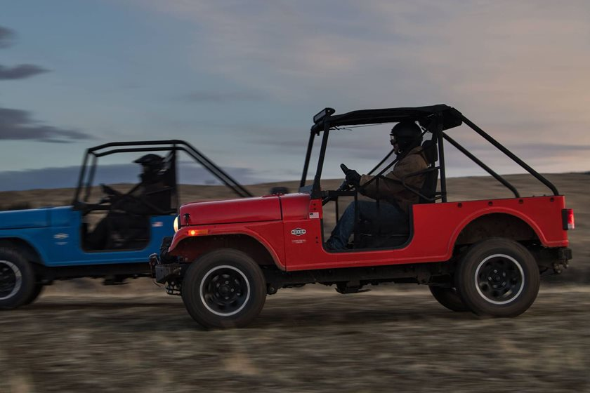 Mahindra Roxor Is One Bad-Ass Mini Jeep, But There's A Catch