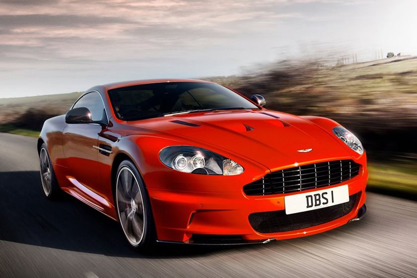 Buy A Manual Aston Martin With A V12 Before They Become Collectible Carbuzz