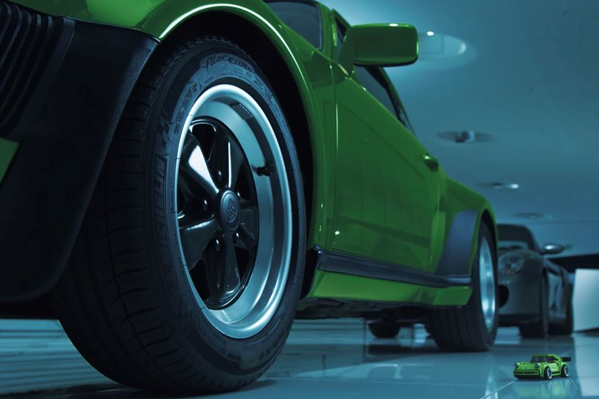 Lego And Porsche Combine Forces For Tiny Epic Video Carbuzz