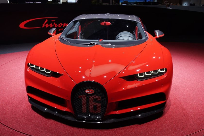 Bugatti Boss Hints At New Models Beyond The Chiron | CarBuzz