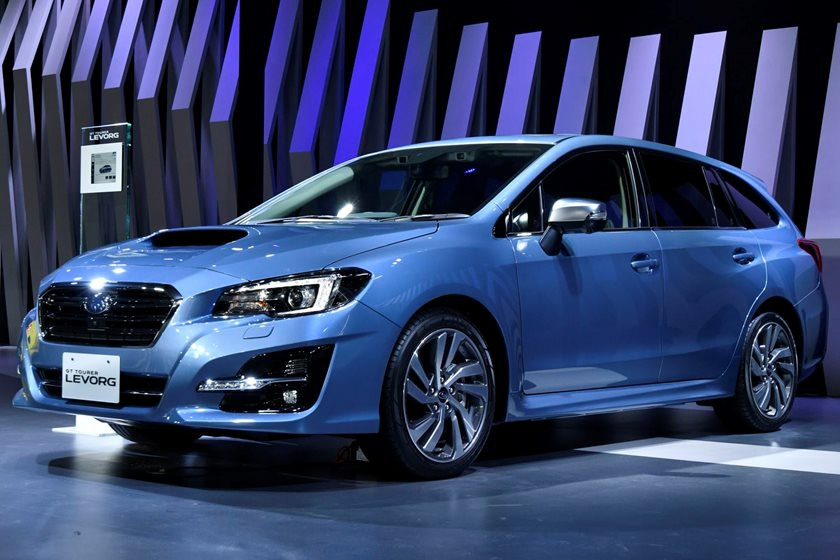 Subaru Levorg Usa >> Subaru Levorg Another Wagon About To Bite The Dust Carbuzz