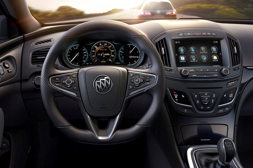 The Buick Regal GS Is The Forgotten Performance Sedan That
