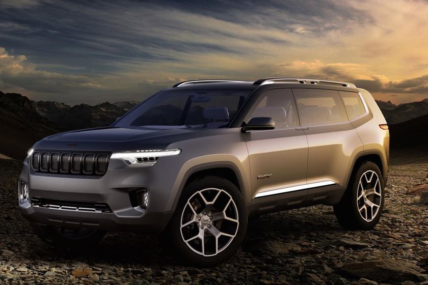 Jeep Grand Cherokee Redesign >> Jeep Planning Super Premium Models Carbuzz