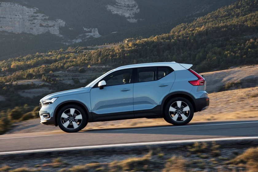 Volvo XC40 Is Pretty Much Best In Class At Not Using Gas