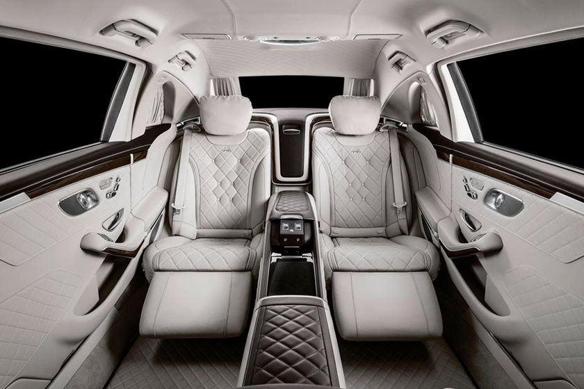 Introducing The Most Luxurious S-Class Yet: The S650 Maybach