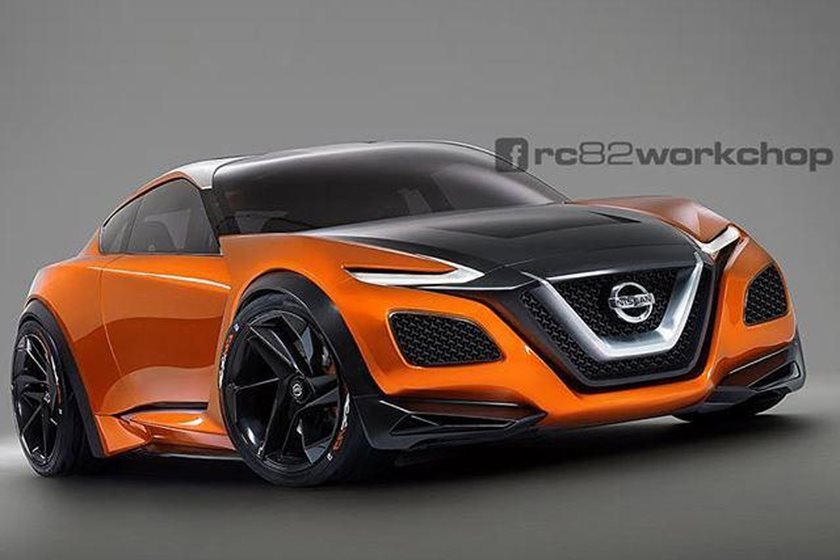 The 2019 Nissan 400z Will Have Twin Turbo V6 With Up To 476
