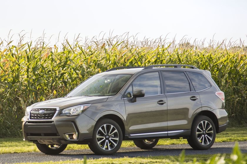 this is the new subaru forester before you u0026 39 re supposed to see it