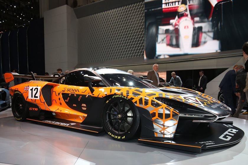 McLaren Senna GTR Is Already Sold Out | CarBuzz