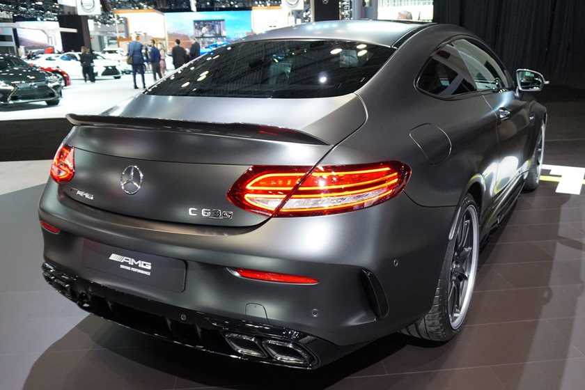 Meet The New And Improved 2019 Mercedes Amg C63 Carbuzz