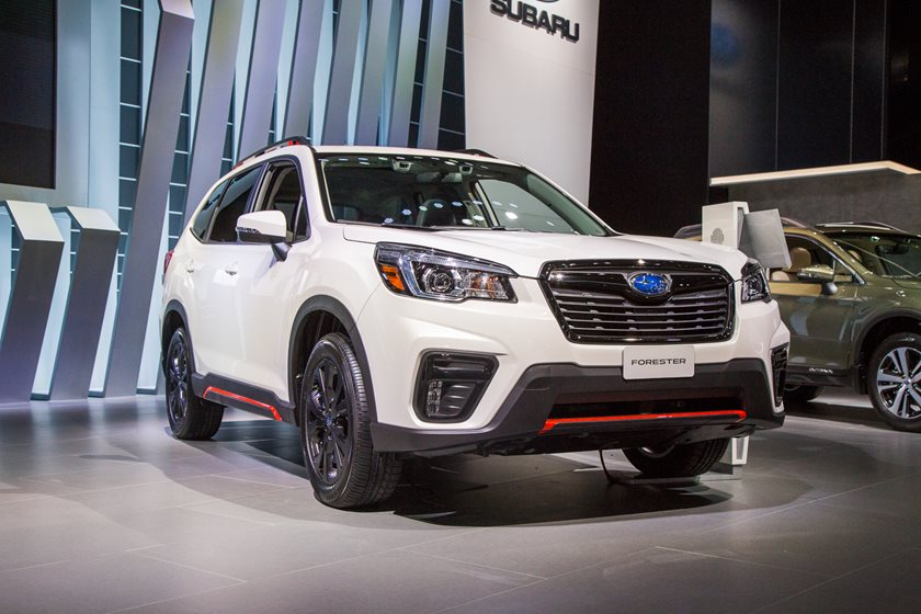 2019 Subaru Forester Is Bigger, More Efficient, And Has