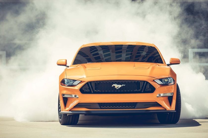 Ford Announces Mustang Power Stroke Option For 2019 Carbuzz