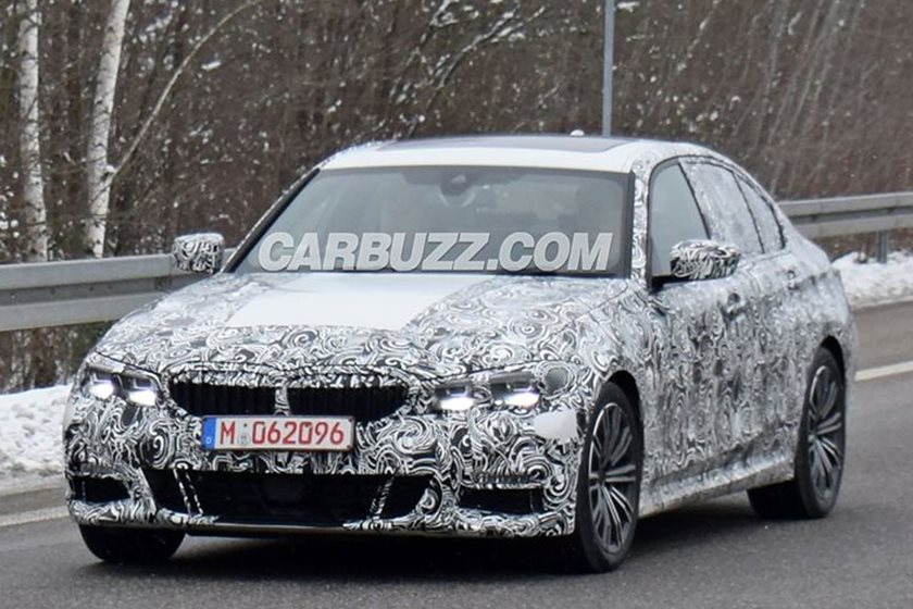 2019 Bmw 3 Series Will Become A Fwd Toyota Camry Fighter Carbuzz