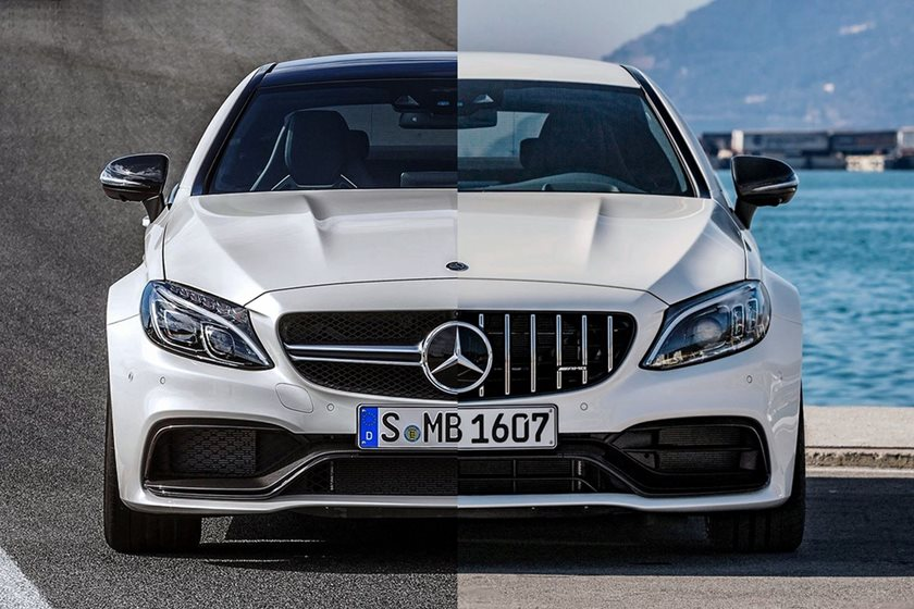 2018 Vs  2019 Mercedes-AMG C63: Here's What's New | CarBuzz
